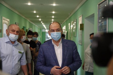 Степанов: у лікарнях перебувають майже 23 тисячі хворих на коронавірус