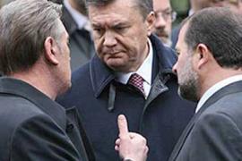 Балога: Янукович наступает на грабли Ющенко