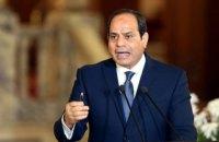 Ас-Сиси побеждает на выборах президента Египта с результатом 92%