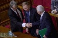 Россия прямо вмешивается в жизнь Крыма, – заявление трех президентов Украины
