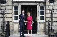 У Шотландії назвали можливі терміни другого референдуму про незалежність