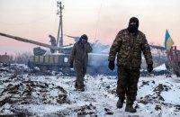 На Донбасі за добу загинули четверо українських військовослужбовців