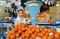 В Россию начали поставлять фрукты и овощи из Сирии