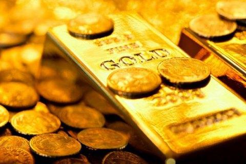Цены на золото достигли максимума с марта 2014