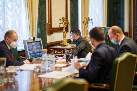 Зеленський виступив проти продовження карантину більш ніж на місяць