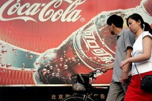 Компанию Coca-Cola подозревают в незаконном составлении карты Китая