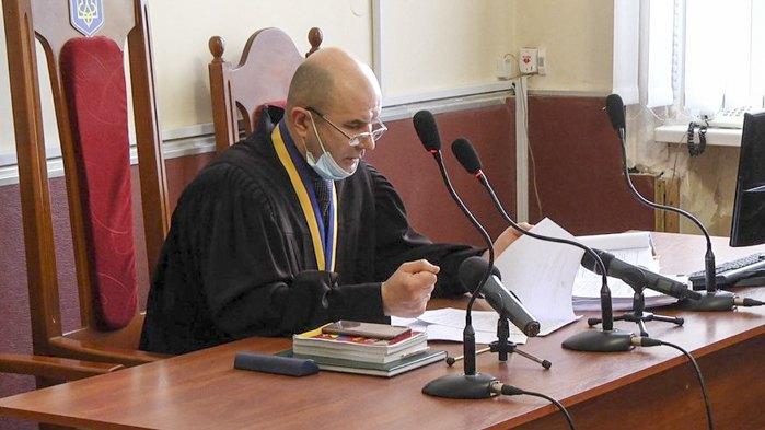 Головуючий суддя Олег Антонюк.