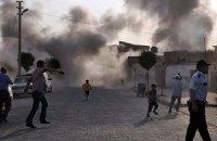 В Сирии идут кровавые бои за приграничный город