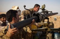 США почали постачати зброю сирійським курдам