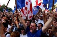 Как Саакашвили «совок» в Грузию вернул