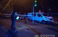 В Киеве на Дегтяревской улице застрелили человека