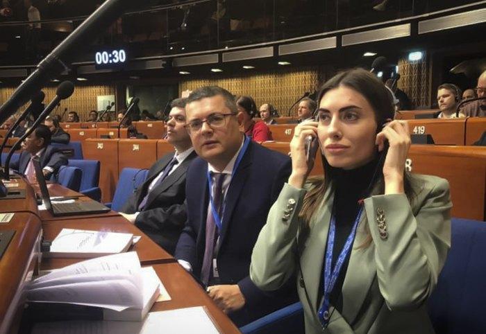 Марія Мезенцева й Олександр Мережко