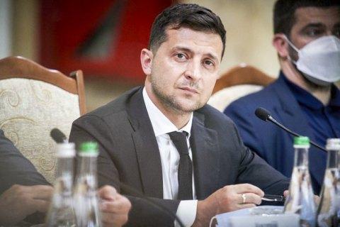 Зеленський ветував закон про електронні комунікації