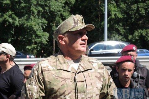 Коханивского задержали за стрельбу в Киеве