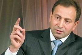 БЮТ просит Ющенко внести министра обороны