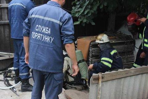 У Шполі двоє чоловіків потонули у вигрібній ямі