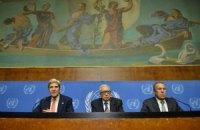 Керри и Лавров договорились о новой встрече по сирийскому кризису