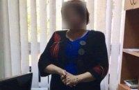 В Черкассах за систематическое взяточничество задержана доцент университета