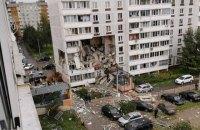 Под Москвой из-за взрыва в жилом доме обрушились стены трех этажей