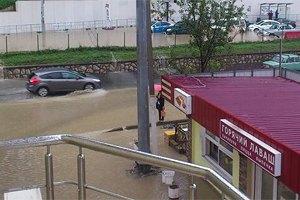 Жителей Сочи начали эвакуировать из-за наводнения