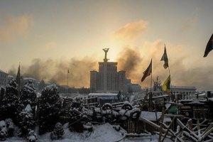 Штаб Майдана отрицает факт захвата трех милиционеров