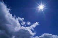 У понеділок у Києві сухо і тепло