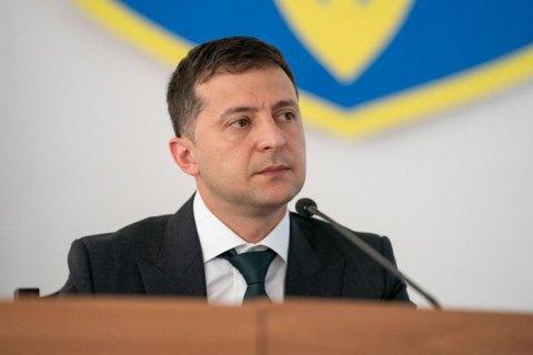 Зеленский поблагодарил полицию за задержание нападавших на автобус ОПЗЖ