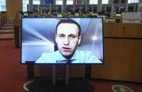 Європарламент ухвалив резолюцію щодо арешту Навального