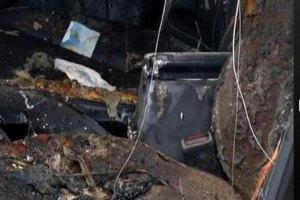 В Киеве взорвали автомобиль чиновницы