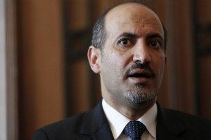 Лідер сирійської опозиції відвідає Китай