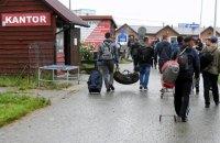 У Польщі вважають, що міграційна криза на кордоні з Білоруссю затягнеться