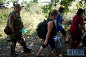 Для жителей Луганска создадут гуманитарный коридор