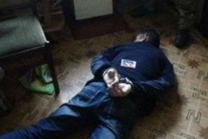 СБУ затримала постачальника зброї бойовикам