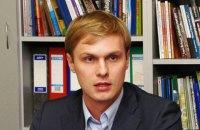 """Нардеп Лунченко из """"Народного фронта"""" переизбрался по округу в Хусте"""