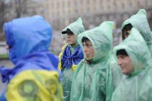 Завтра в Киеве дождь, местами грозы