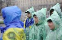 Завтра в Украине кратковременные дожди, до +21