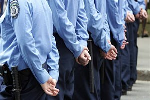 Охранять порядок в День скорби будут 3,5 тыс. правоохранителей