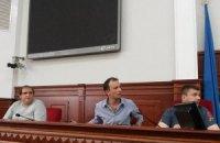 Сторонники арестованных активистов требуют от Януковича их освобождения