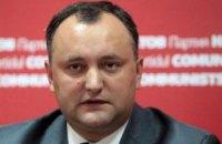 Партія соціалістів Молдови закликала президента розпустити новий парламент