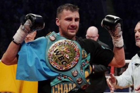 Гвоздик заработает за чемпионский бой с россиянином рекордный для себя гонорар