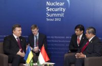 У Януковича считают, что саммит в Сеуле был успешным для Украины