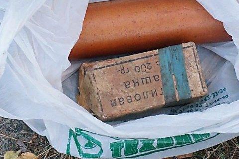 В Николаеве задержали мужчину, перевозившего тротиловые шашки