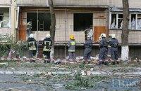 В пострадавшей от взрыва многоэтажке на Голосеево восстановлено энерго- и водоснабжение, - КГГА