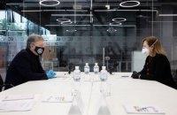 Порошенко обсудил с временным поверенным США в Украине предоставление кредитных гарантий
