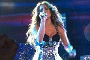 Дженнифер Лопес пела в Крыму для узбека