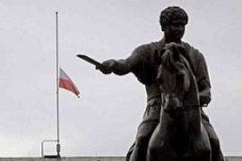 В Польше объявлен траур по погибшим под Смоленском