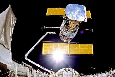 Інженери NASA відновили роботу телескопа Hubble