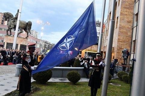 Северная Македония ратифицировала соглашение о вступлении в НАТО