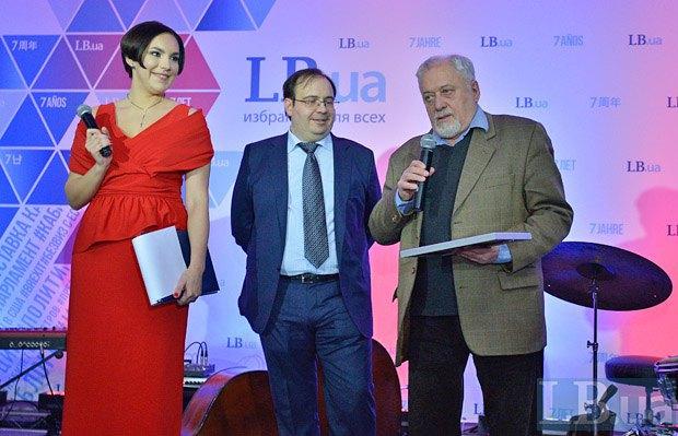 Семен Глузман, Олег Базар и Соня Кошкина