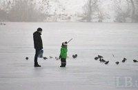 У понеділок у Києві похолоднішає до -13 градусів